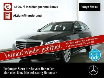 gebraucht Mercedes E300 T Exclusive Fahrass 360° Multibeam Distr.