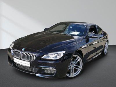 gebraucht BMW 650 i xDrive Coupe M Sportpaket Navi Prof. EDC