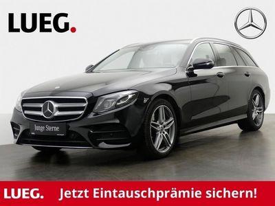 gebraucht Mercedes E220 T AMG