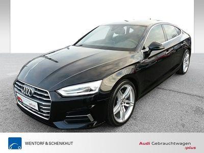 gebraucht Audi A5 Sportback 35 TDI S tronic sport S-line+ AHK MMI+ Kamera