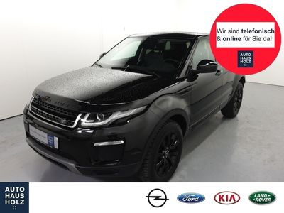 gebraucht Land Rover Range Rover evoque SE 2.0 Si4 EU6d-T Leder Navi e-Sitze Allrad Panorama PDCv+h