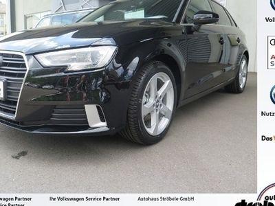 gebraucht Audi A3 Sportback 1.5 TFSI SPORT S-TRONIC XENON NAVI