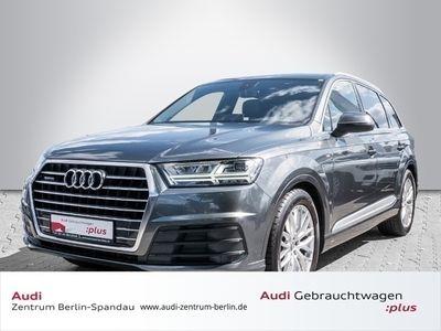 gebraucht Audi Q7 3.0TDI EU6 qu.*3x S line*tiptr. *STANDH*AHK*VC*