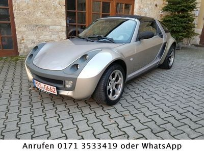 gebraucht Smart Roadster Coupe- Lorinser Felgen-SHZ·KLIMA