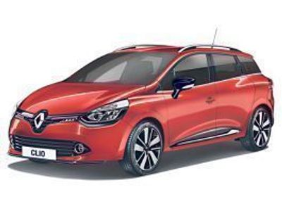 gebraucht Renault Clio GrandTour 4 Grandtour Limited Energy dCi 90 5-Gang