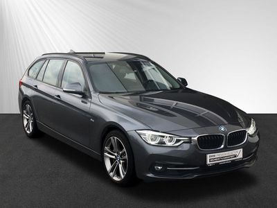 gebraucht BMW 340 i xDrive Touring Sport Line Automatic Aut.