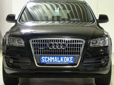 gebraucht Audi Q5 2.0 TDI quattro S-Line eSAD Klimaautomatik