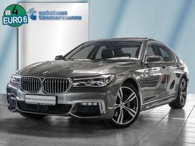 gebraucht BMW 730 d xDrive 20'' DrivAssPlus Laserlicht