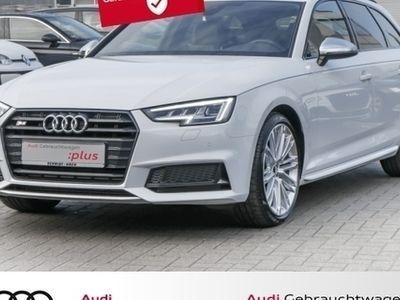 gebraucht Audi S4 Avant 3.0 TFSI qu.s tronic Martix AHK Navi