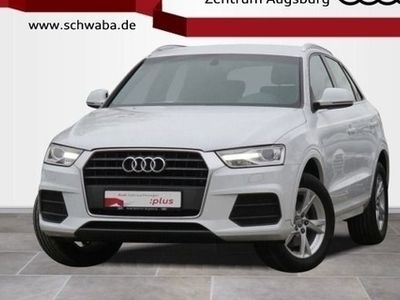 gebraucht Audi Q3 sport 1.4 TFSI cylinder on demand ultra 110 kW (150 PS) 6-Gang