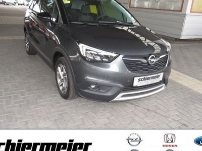 gebraucht Opel Crossland X INNOVATION Navi LED-Licht Rückf.kam.