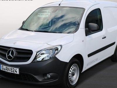 gebraucht Mercedes Citan 108 CDi Bremsass./2-fl.Hecktür/Sitzhzg/LKW