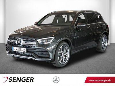 gebraucht Mercedes GLC300 4M AMG Line Panorama AHK Multibeam 360°K