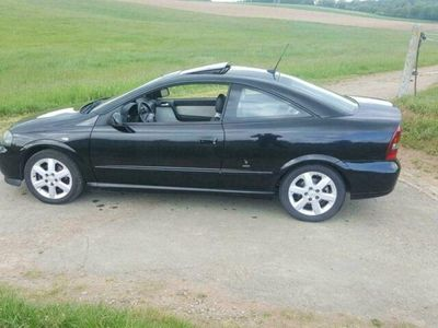 gebraucht Opel Astra Coupe 2.2 z22se
