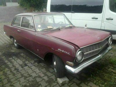 gebraucht Opel Rekord a 1965