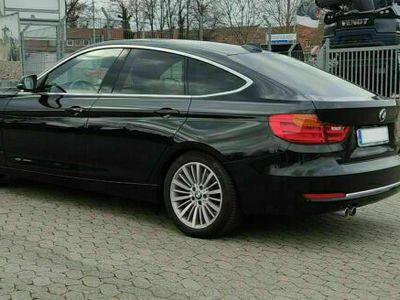 gebraucht BMW 335 Gran Turismo d GT Luxury Line HeadUp Navi