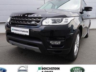 gebraucht Land Rover Range Rover Sport TDV6 SE +Bi-Xenon +WinterP