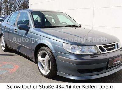 gebraucht Saab 9-5 *Schaltgetriebe*2,3*SHZ*Vollleder*