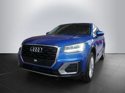 gebraucht Audi Q2 design 35 TFSI 150PS S tronic LED AHK GRA