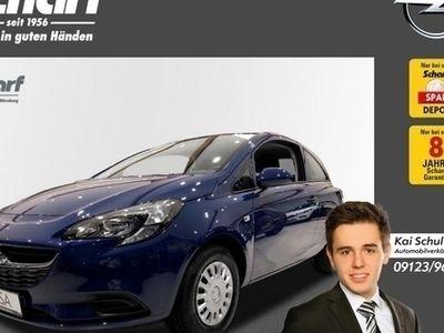 gebraucht Opel Corsa E Scharf Cool & Sound ZV
