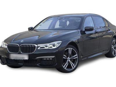 gebraucht BMW 730L d xDrive Night Vision TV Massage Sportpaket