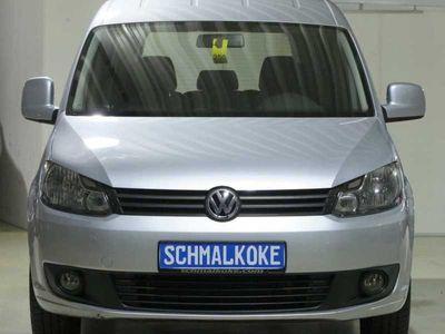 gebraucht VW Caddy TDI1.6 TRENDLINE Klima LM15