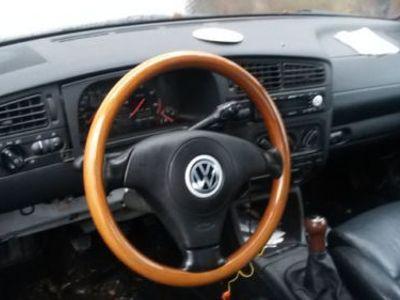 gebraucht VW Golf Cabriolet 1.9 TDI Highline