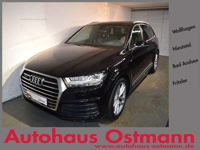 second-hand Audi Q7 3.0 TDI quattro 200 kW (272 PS) tiptronic 8-stufig