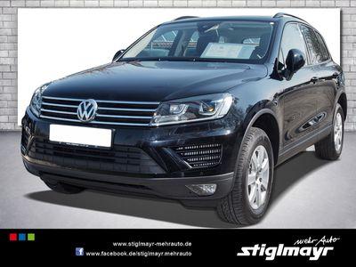 gebraucht VW Touareg V6 3.0 TDI 4 Motion Bi-Xenon+Navi+Pano