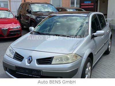 gebraucht Renault Mégane II Lim. 5-türig Avantage.Panonram.8 Fach