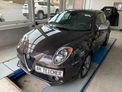 gebraucht Alfa Romeo MiTo Super Sitzheizung Klima Touchscreen Bluetooth