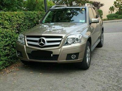 gebraucht Mercedes GLK300 4Matic 7G-TRONIC