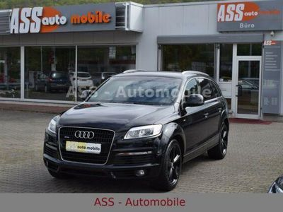gebraucht Audi Q7 -3.0TDIquattro/S-LINE/BOSE/Autm/Nav/AHK/BiXen/