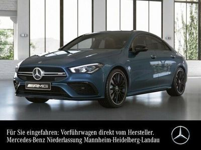 gebraucht Mercedes CLA35 AMG 4Matic Bluetooth Navi LED Klima