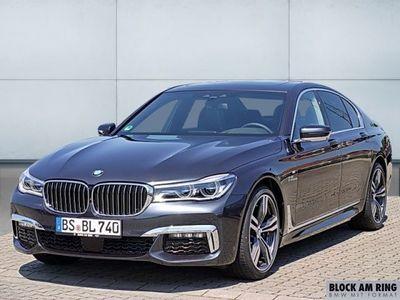 gebraucht BMW 740L d XdRIVE (M Sportpaket K Head up Display)