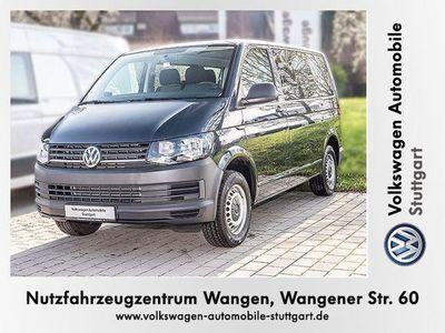 gebraucht VW T6 Kombi 2.0 TDI Euro 6b Klima AHK