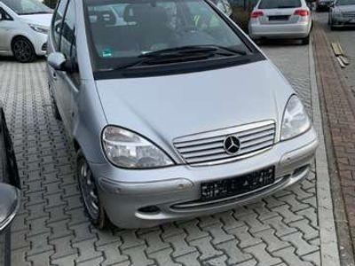 gebraucht Mercedes A140 Elegance/AUTOMATIK/95000 KM/GETRIEBE PROBLEM