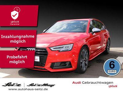 gebraucht Audi S4 Avant 3.0 TFSI qu. LED Navi AHK B&O Stdhzg D