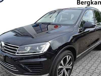 gebraucht VW Touareg Expedition V6 TDI EXECUTIVE AHK/LUFT/ALU20/E-SITZE