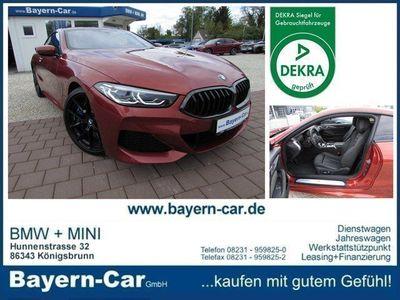 gebraucht BMW 840 d xD MSport Sitzlüft.Standhz.LaserL.NightVi