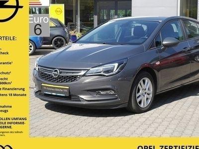 used Opel Astra 1.4 Turbo USB KLIMA PDC INTELLILINK EU6