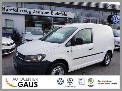 gebraucht VW Caddy Kasten 1.0 TSI Klima Radio Holzboden