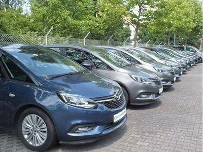 used Opel Zafira 1.4 T S&S Navi 4.0 IntelliLink/Cam Klimaauto. Alu17 Temp PDC OnStar NSW 7 Sitzer