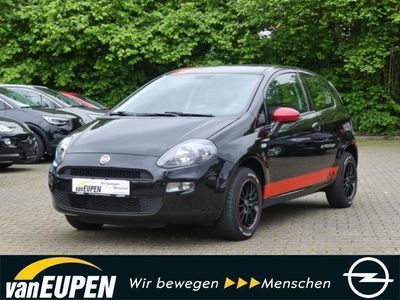 käytetty Fiat Punto More 1.2 8V mit Klima,Aluräder