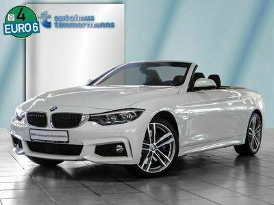gebraucht BMW 440 i xDrive Cabrio M Sport Innovationsp HarmanKa