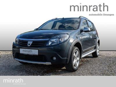 gebraucht Dacia Sandero Stepway 1.6 MPI AHK+KLIMA+SERVO+RCD