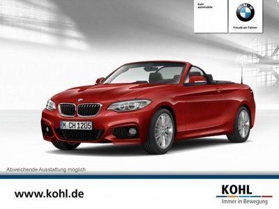 gebraucht BMW 220 d Cabrio M Sport