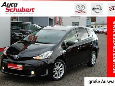 gebraucht Toyota Prius+ (Hybrid) Comfort+NAVI+BLUETOOTH+KLIMAAUTO