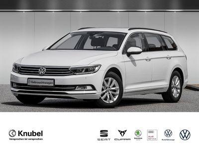 gebraucht VW Passat Variant Comfortline 2.0 TDI DSG Navi AHK LED RearView ACC