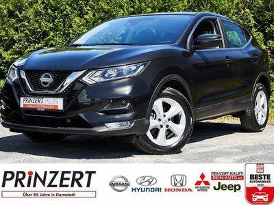 gebraucht Nissan Qashqai 1.3 160PS DCT 'Acenta' Navi Winter, Jahreswagen, bei Autohaus am Prinzert Verkaufs GmbH + Co KG